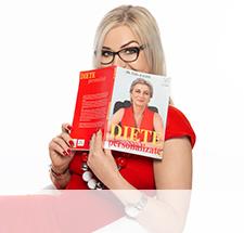 Totul despre dietele personalizate, cu dr. Vera Daghie